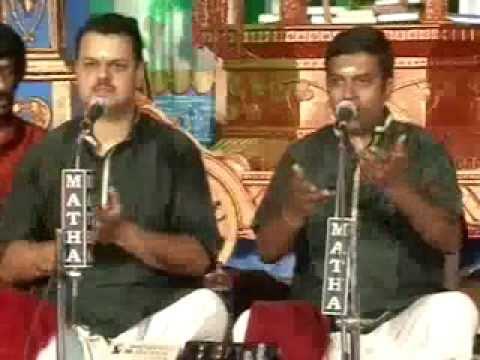 Bangalore Brothers at Dakshina Mookambika Temple Panachikkadu