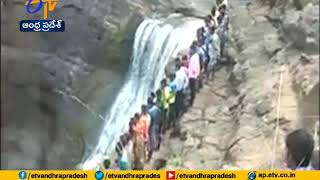 Five men drown while taking selfie at Kalmandvi waterfall,..