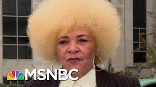 Fmr. Alabama Officer: 'The Rumor Was That Roy Moore Likes Young Girls' | Andrea Mitchell | MSNBC