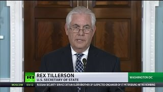 'Unchecked Iran' could follow path of North Korea - Rex Tillerson