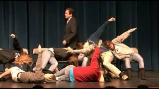 Hypnotized High School-  Uncut -Anthony Galie