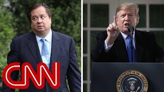 George Conway reveals why he tweets about Trump