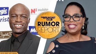Seal Slams Oprah For 'Ignoring Rumors' About Harvey Weinstein