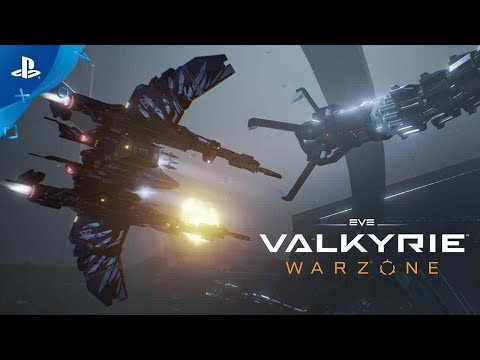 EVE: Valkyrie – Warzone Video Screenshot 1