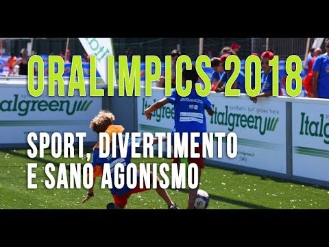 Oralimpics 2018