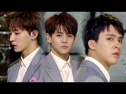 《MOURNFUL》 BEAST - Ribbon @인기가요 Inkigayo 20160717