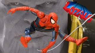 Amazing Spider Man Stop Motion Vol 1 Trailer