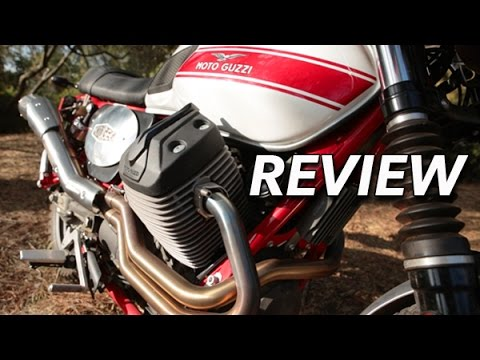 Big Sur - Moto Guzzi V7 Racer - MotoGeo Adventures Musica Movil | MusicaMoviles.com