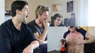 REACTING TO JASON FROM DAVID'S VLOGS!!!!