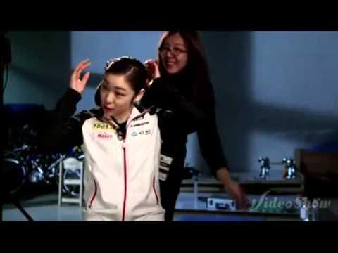 한번만 본사람은 없는 김연아 애교 모음!!