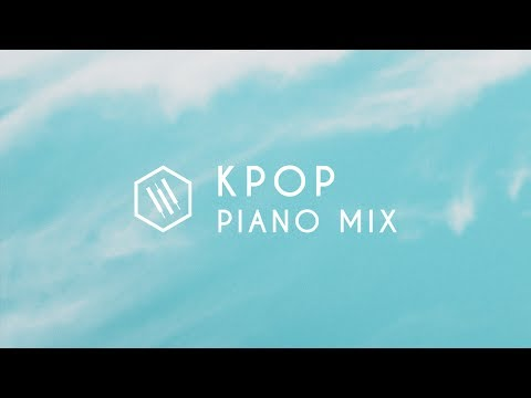 KPOP Piano Mix | 1 Hour of Study Music