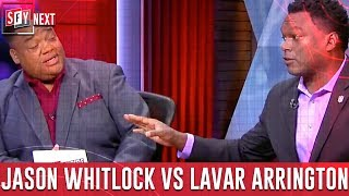 SFY NEXT react to Whitlock and Arrington's beef over Polian's comments on Lamar Jackson | SFY NEXT