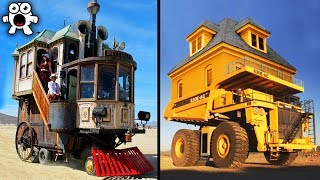 Top 10 Motor Homes You Won't Believe Exist