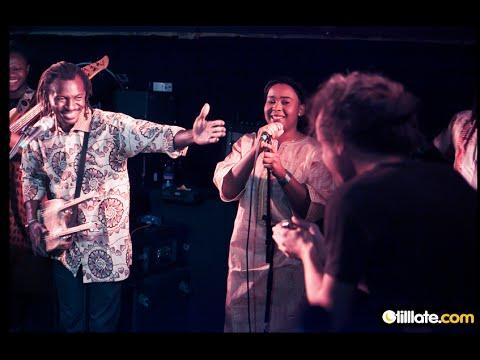 Andra Kouyaté - Andra Kouyaté & Magic Foli Live @ Chat noir
