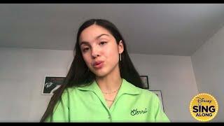 Disney Sing-Along: Olivia Rodrigo - A Billion Sorrys - From HSMTMTS
