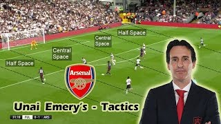 How Unai Emery is Transforming Arsenal | Tactical Analysis