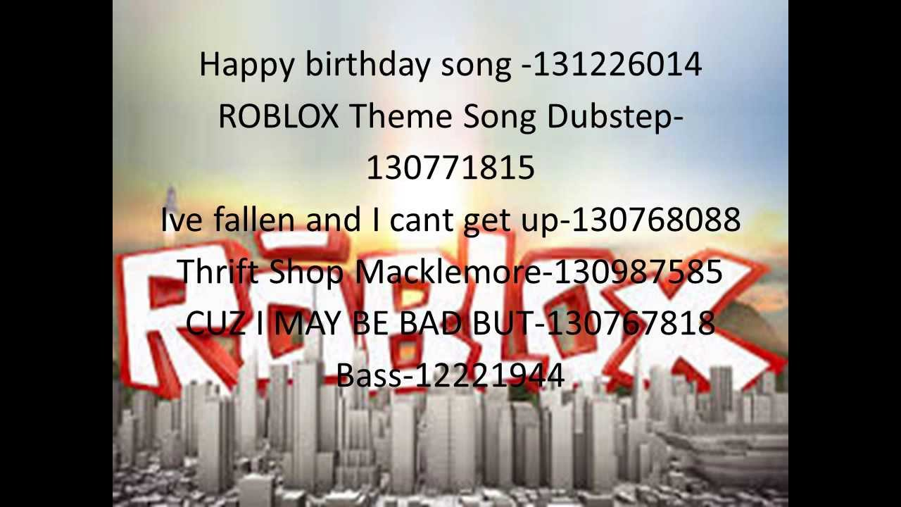 2,000 Roblox Music UPDATED DESCRIPTION 8/20/15 MOST CODES