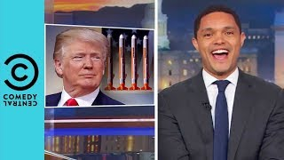 Donald Trump Declares War On Twitter | The Daily Show With Trevor Noah