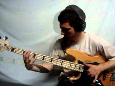 Fender Squier Vintage modified Jazz Bass test