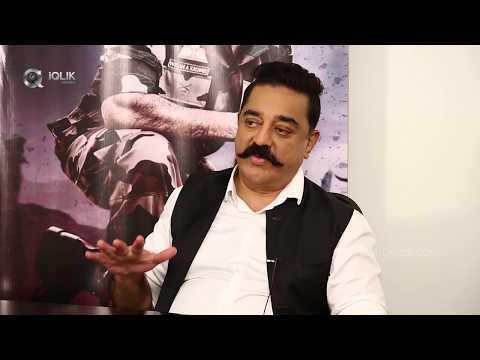 Kamal Haasan Special Interview | Vishwaroopam 2