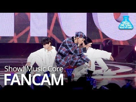 [예능연구소 직캠] MINO - FIANCÉ, 송민호 - 아낙네 @Show Music core 20181215