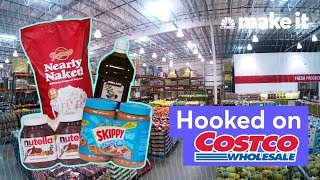 Why You Spend So Much Money At Costco