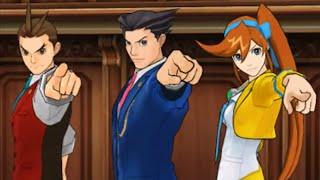 Ace Attorney - All Breakdowns