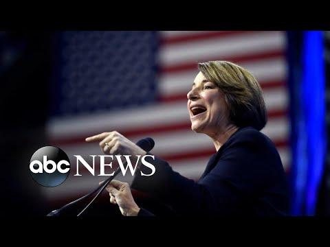 Sen. Amy Klobuchar ends presidential campaign l ABCNews