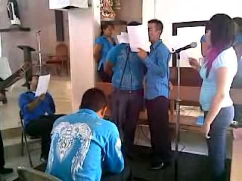 CANTOS PARA MISA - AQUI ESTOY SEÑOR (COMUNION) (CUARESMA)