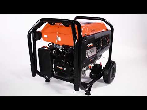 Generac Power Systems Portable Generator Faqs