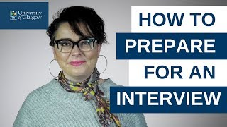 Careers advice: How to prepare for an interview