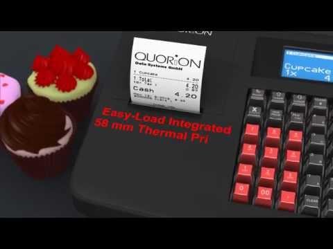 Low Cost Cash Register | QMP18