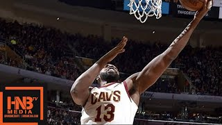 Cleveland Cavaliers vs Indiana Pacers 1st Half Highlights / Jan 26 / 2017-18 NBA Season