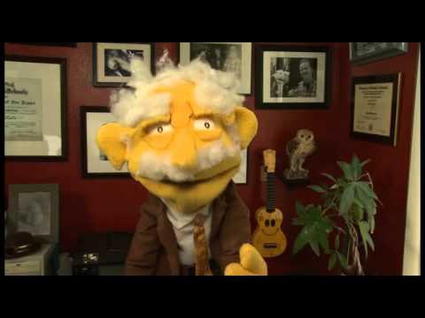 Professor Hans Von Puppet loves SMBMSP