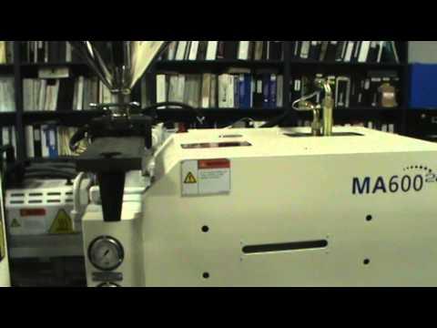 67 Ton, 1.62 oz. Haitian MA600 II-130