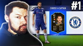 DRAFT TO GLORY EPISODE 1!! - #FIFA19 ULTIMATE TEAM DRAFT #01