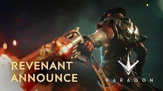 Paragon - Revenant Bejelentés Trailer
