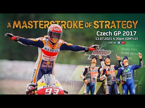 2017 #CzechGP - MotoGP Full Race