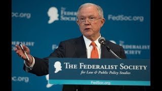BREAKING: AG Jeff Sessions gives EXPLOSIVE Speech on DACA and Hillary Clinton Special Council