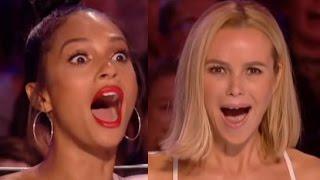 Top 5 NEVER SEEN TALENTS & SHOCKING BGT Surprises!