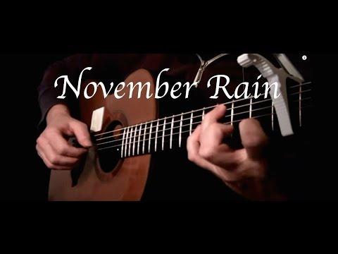 Baixar November Rain (Guns N' Roses) - Fingerstyle Guitar