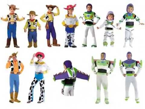 Toy Story Movie Costumes