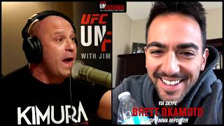 UFC Unfiltered talks all things McGregor vs Cerrone with Brett Okamoto
