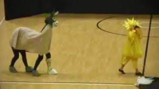 Wonky Donkey and Yellow Bird Dance. By members of Deborah Hale's dance group.