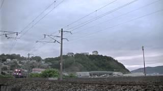 山線経由札幌行臨時特急 2014.6.14