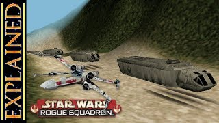The Most Generically Named Vehicles in Star Wars - Rogue Squadron Lore Play #2