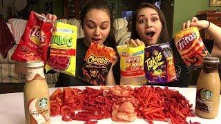 Hot Chips & Twin Tag l MUKBANG l