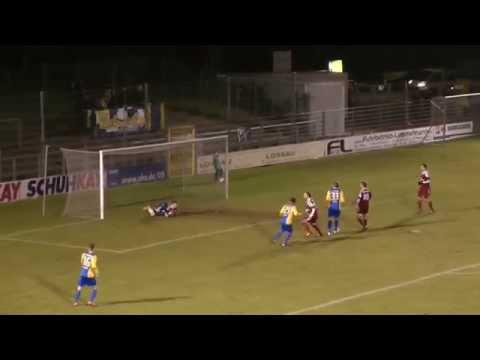 SC Victoria Hamburg - SV Rugenbergen (Achtelfinale, Pokalspiel) - Spielszenen | ELBKICK.TV