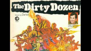 Frank DeVol - Main Title From The Dirty Dozen