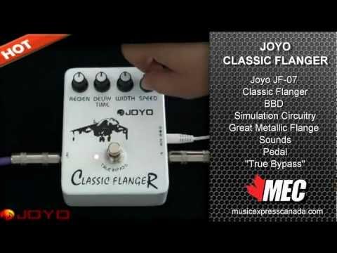 JOYO Classic Flanger.wmv